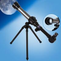 四喜人 儿童科学知识天文望远镜科教认知益智玩具20-40倍 0.6.