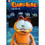 GARFIELD #1: Fish To Fry 加菲猫1:愤怒的鱼 ISBN9781597072663