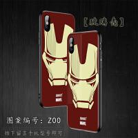 OPPOA3手机壳钢铁侠A5高清彩绘A7X漫威英雄a1定制a37硅胶磨砂a39
