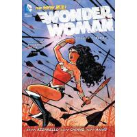 【预订】Wonder Woman Vol. 1: Blood (The New 52)