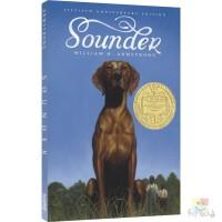 Sounder 大嗓门传奇 纽伯瑞金奖儿童文学 儿子离家时电影原著小说 美国小学经典课外阅读 8-12岁 人与动物主题