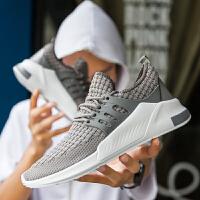 领舞者2017年新款时尚潮流秋季跑步鞋 运动休闲透气网布鞋