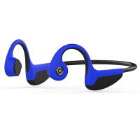 骨传导蓝牙耳机无线运动双耳可接听电话5.0不入耳防水跑步骑行骨传感颈脖挂耳式开车oppo苹果手机男女 官方标配