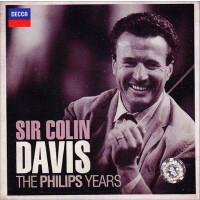 现货 柯林戴维斯爵士在飞利浦录音 15CD