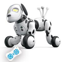儿童玩具电动宝宝玩具狗早教智能机器人唱歌跳舞特技机械狗男孩女孩礼物