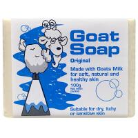 澳大利亚Goat Soap纯手工山羊奶皂100g 敏感肌肤儿童适用100g原味