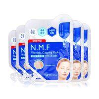 韩国MEDIHEAL NMFNMF可莱丝针剂睡眠面膜 10片装