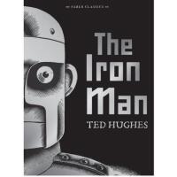 现货 钢铁巨人 50周年纪念版 精装 英文原版 The Iron Man 特德・休斯 Ted Hughes儿童幻想小说