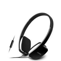 Edifier/漫步者 H640P头戴式手机通讯耳麦单孔笔记本电脑线控耳机