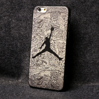 iphone6s手机壳苹果6splus硅胶套个性创意全包潮男款软胶壳