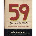 【预订】59 REASONS TO WRITE 9781625310033