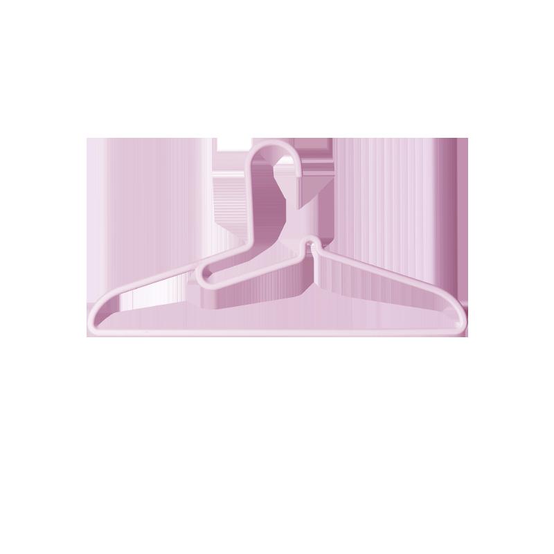 网易严选 护领衣架 牢固材质,护领设计