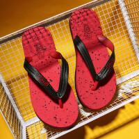 拖鞋男夏季时尚外穿耐穿休闲凉拖鞋2019新款沙滩鞋男士人字拖男潮夏季百搭鞋