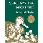 Make Way For Ducklings( 货号:9780140564341)