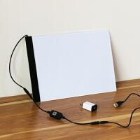 新款 A4拷贝板USB动漫临摹拷贝台LED透写台练字绘图画透光台