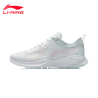 李宁跑步鞋官网新款女鞋女士冬季云回弹轻便跑鞋鞋子低帮运动鞋女