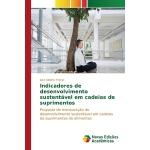 【预订】Indicadores de Desenvolvimento Sustentavel Em Cadeias d