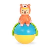 大号不倒翁3-6-9-12个月宝宝音乐0-1岁点头娃娃玩具
