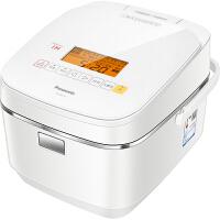 松下(Panasonic)SR-HQ153家用智能预约IH电磁加热电饭3L白色