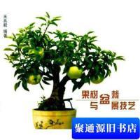 【旧书二手书9成新】果树盆栽与盆景技艺