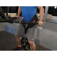 引体向上杠铃片腰带力量训练器材 负重腰带 负重片运动腰带健身铁链 支持礼品卡
