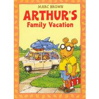 Arthur's Family Vacation(An Arthur Adventure) 亚瑟小子的家庭旅行 ISB