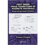 【预订】First Order Phase Transitions of Magnetic Materials 978