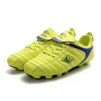 佑蒙运动户外足球鞋 比赛训练运动足球鞋平底防滑球鞋成人造草地室内外训练鞋