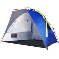 全自动钓鱼帐篷 防雨夜钓自动帐篷LY-A49 钓鱼帐篷蓝色 支持礼品卡支付