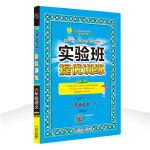 实验班提优训练 小学 语文 六年级 (下) 人教版RMJY 春雨教育・2020春
