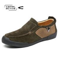 骆驼动感冬季男士户外时尚休闲鞋