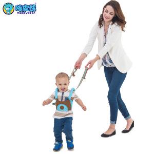 多功能婴儿学步带宝宝学行带护腰两用透气学步带 *款8023牛津