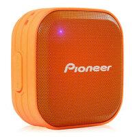 Pioneer/先锋 APS-BA501W防水蓝牙音箱无线多媒体便携户外音响橙色
