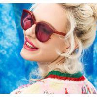 时尚防辐射眼镜 男士墨镜女潮gm司机 太阳镜女长脸网红同款眼睛情侣款  支持礼品卡