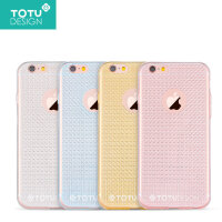 TOTU 苹果6手机壳硅胶 iPhone6s超薄创意奢华新款软壳保护套女款