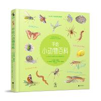 联合天畅:手绘小动物百科