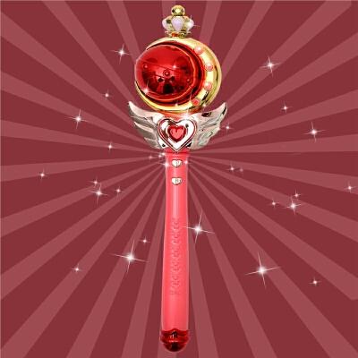 巴啦啦公主小魔仙魔法棒巴拉芭拉发光夜光仙女女孩变身儿童玩具