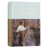 Wuthering Heights 呼啸山庄 英文原版小说 Collectors Library系列 经典文学名著 艾米