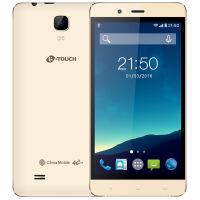 【礼品卡】 K-Touch/天语K5 5.0英寸移动4G 双卡双待大屏智能手机 金属边框老人机手机