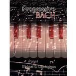 【预订】Progressive Bach