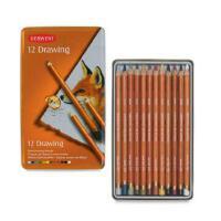 得韵Drawing 自然色彩色铅笔绘画写生彩铅 动物绘画
