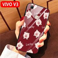 20190724063113626vivov3max手机壳玻璃Y66L女可爱vivoy67保护套硅胶V3L软边y66i