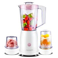 【当当自营】九阳料理机 JYL-C012 家用 榨汁机 多功能 大口径 果汁机 搅拌机