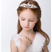 新款时尚皇冠水钻发饰 公主头饰女童饰品儿童婚纱配饰