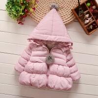 女童冬装棉袄儿童秋冬保暖服冬季小童