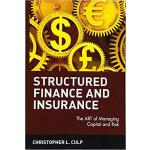 【预订】Structured Finance and Insurance 9780471706311