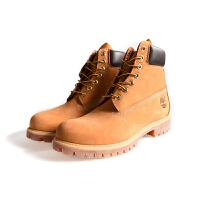 Timberland添柏岚 男鞋经典防水6英寸牛筋磨砂靴男士高帮鞋TBL-10061