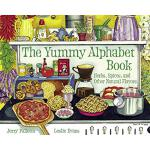 【预订】The Yummy Alphabet Book: Herbs, Spices, and Other Natur