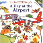 Richard Scarry's A Day at the Airport 斯凯瑞: 飞机场的一天 ISBN 9780375812026