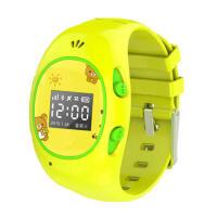 ICOU艾蔻I2-豪华版 黄色 儿童定位手表 电话 可拆卸表带 智能电话学生小孩GPS追踪跟踪智能穿戴手环新增wifi